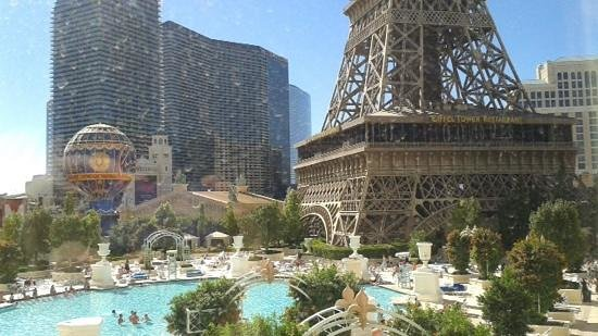 Paris Las Vegas Pool Picture Of Paris Las Vegas Las