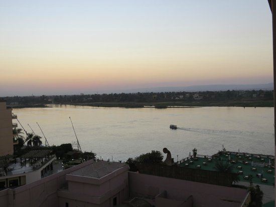 Sonesta St. George Hotel Luxor: nilo