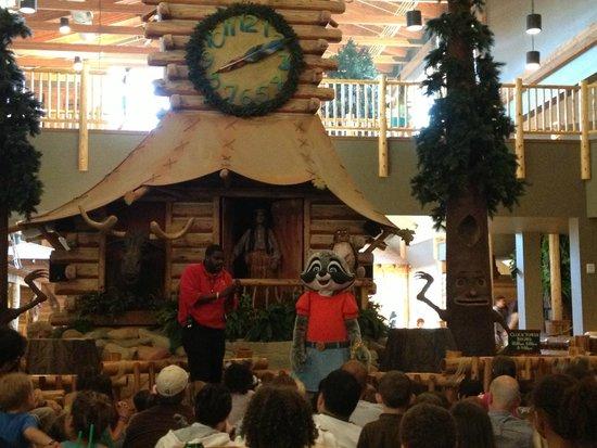 Great Wolf Lodge: Kids Gathering drama