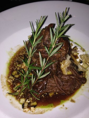 Coyote Cafe: Short Ribs Special