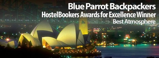Blue Parrot Backpackers: Awards