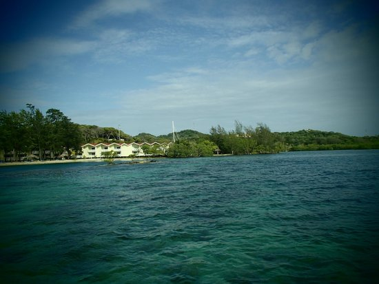 Fantasy Island Beach Resort : Beach