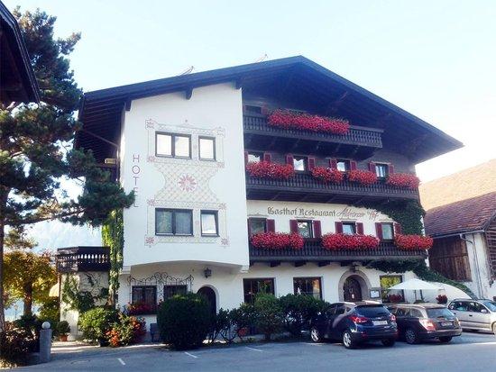 Aldranser Hof : Outside view