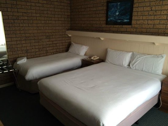 Comfort Inn Victor Harbor: The most comfortable bed ever!