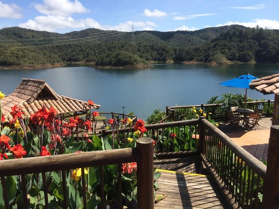 Hotel Isla Guaca: Outstanding view and extraordinary service