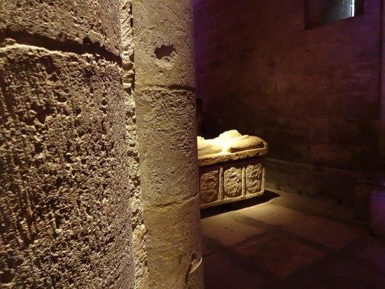Monasterio de Santa María la Real: Interior del Monasterio