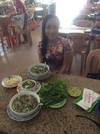 Pho Hoang Dung: Best Pho in Vietnam!