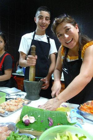 Cooking Lessons Picture Of Linna Culinary School Phnom Penh