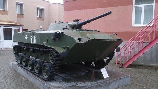 Krylataya Gvardia Museum