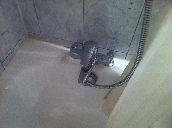 Hotel le Medieval : Shower  tap