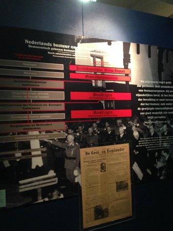 Niederländisches Widerstandsmuseum (Verzetsmuseum): Larry's Pictures