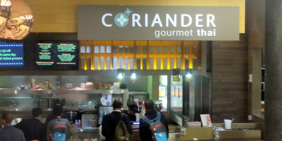 Coriander Gourmet Thai