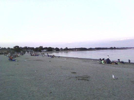 Compo Beach: The Pavilion