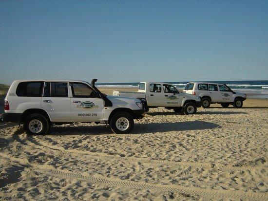 Aussie Trax 4x4: Beach or Highway?!