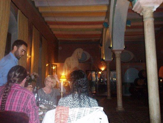 Casa De Carmona Restaurant: A truly memorable Evening