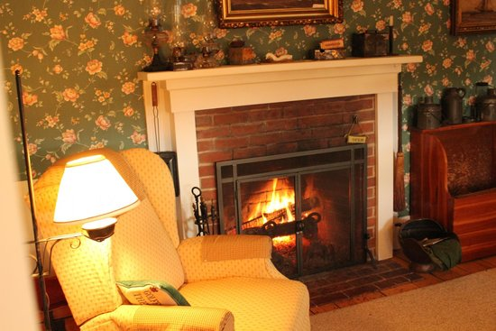 Kinsman Lodge: Another relaxtion area