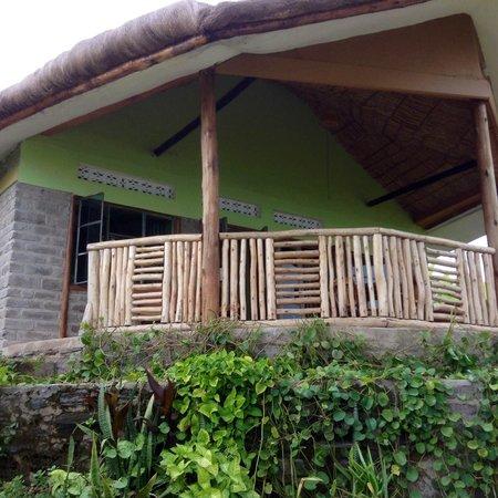 Twin Lakes Safari Lodge: cottage