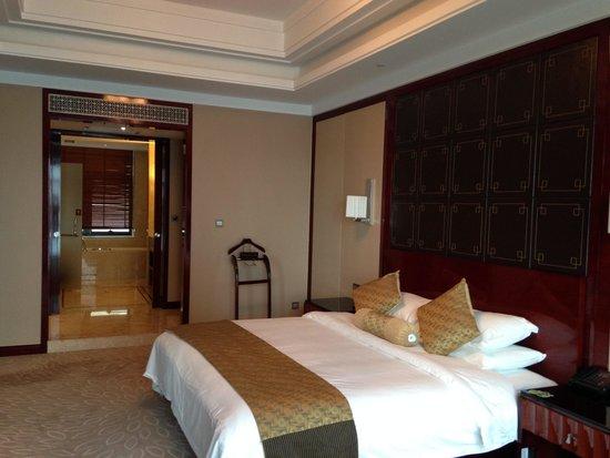 Shanghai Fujian Hotel : Fujian Hotel - Business Suite