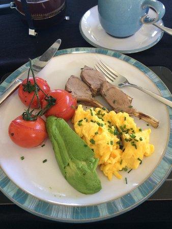 B&B @ Number Ten : Amazing breakfast!!
