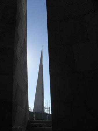 Armenian Genocide Museum  |  Tsitsernakaberd Memorial Complex, Yerevan 0028, Armenia