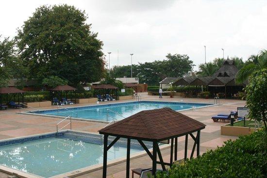 Chelsea Hotel: Hotelowy basen