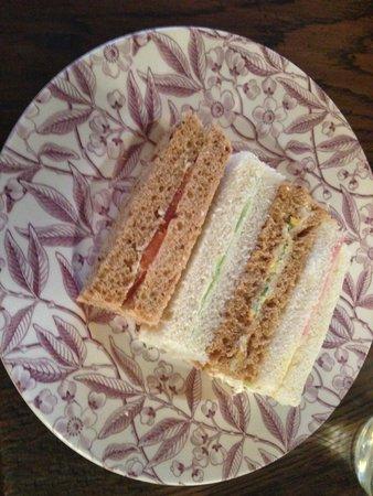 108 Brasserie : Normal Sandwiches
