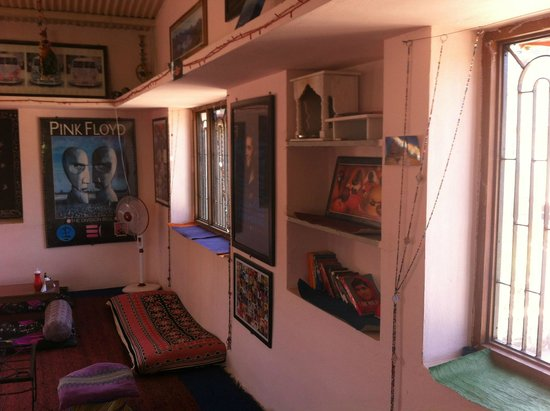 Abu, Indien: cosy corner