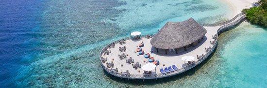 Bandos Maldives: Huvan