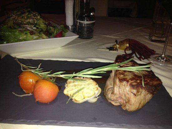 Steak Boutique: my dinner