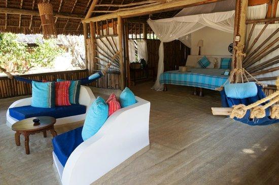 Ras Kutani: great rooms