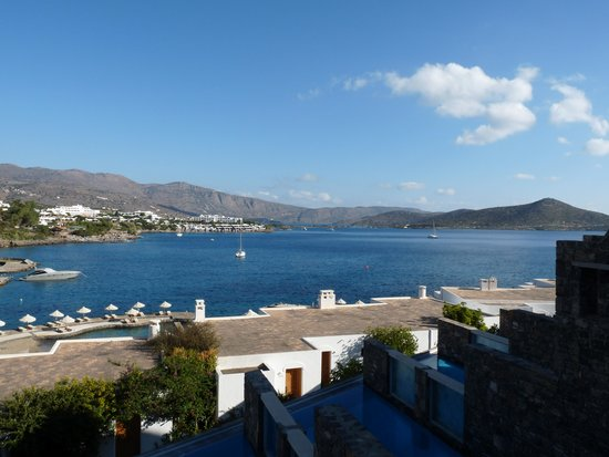 Elounda Peninsula All Suite Hotel : View from room