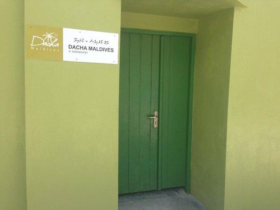 Dacha Maldives: Dacha