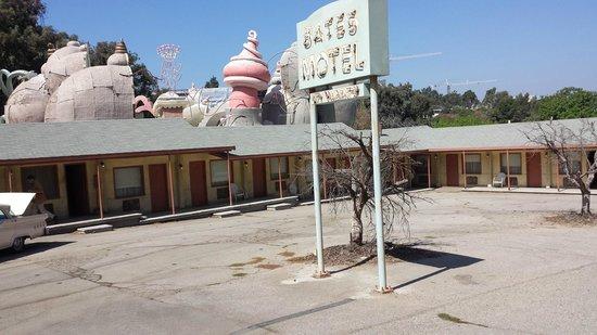 Universal Studios Hollywood Bates Motel Set
