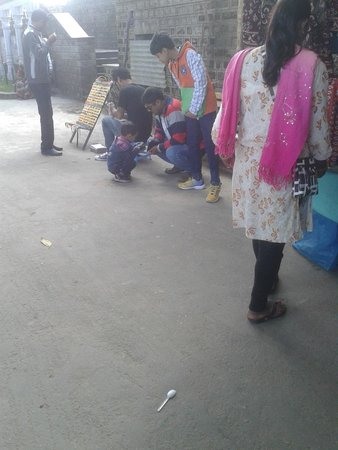The Chowrasta Mall