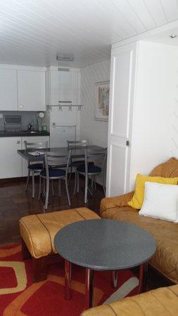 Hof Arosa: Wohnungsbild