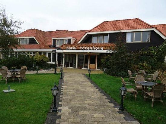 Hotel Tatenhove Texel: entrance