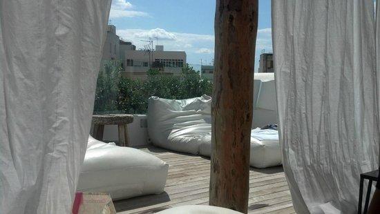 HM Balanguera: Mini-Pool und Loungeatmosphäre auf dem Dach