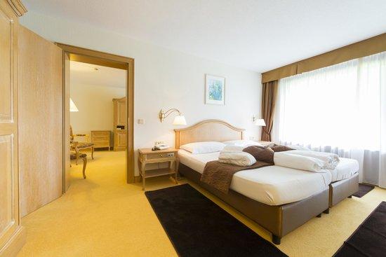 Hotel Alpenhof: Suite
