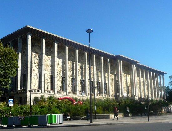 cit 233 nationale de l histoire de l immigration picture of palais de la porte doree musee de l