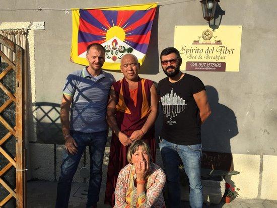Nicoletta Spirito del Tibet