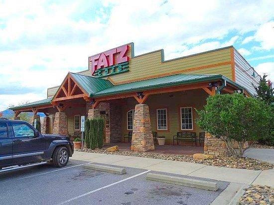 FATZ: view from parking lot