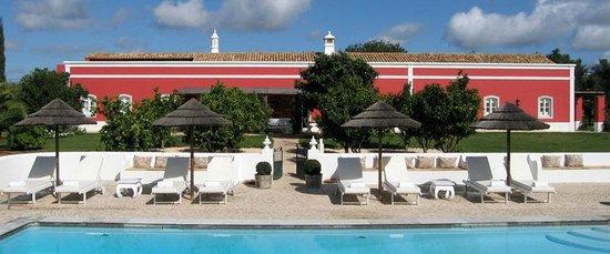 Quinta da Cebola Vermelha: pool