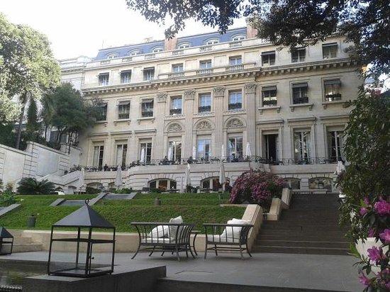 Palacio Duhau - Park Hyatt Buenos Aires: El palacio