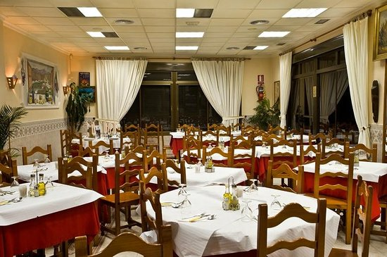 Hostal Rural Alba: Restaurante