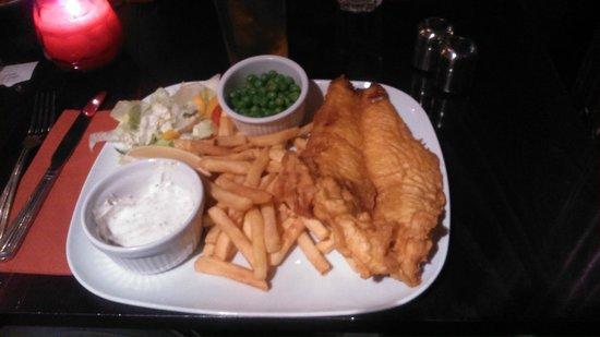 Biblos: Fish and chips