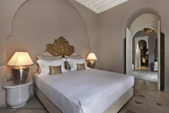 Riad Nashira & Spa: suite