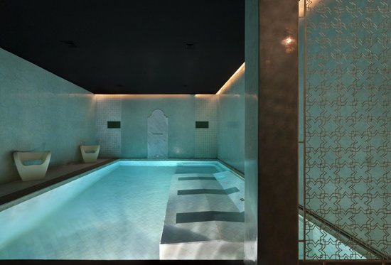 Riad Nashira & Spa: jacuzzy