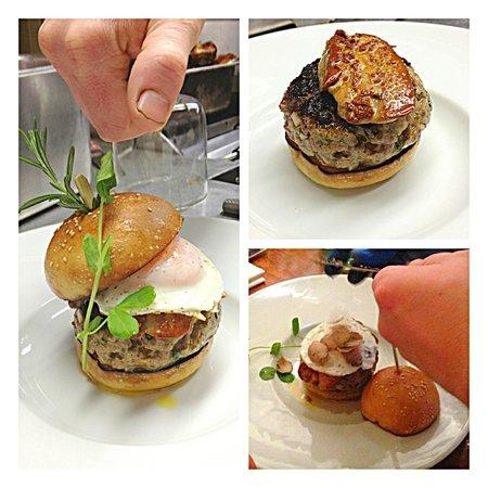 Le Petit Bistro: Our Classic Burger