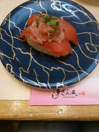 Mawaru Sushi Zammai, Tsukiji