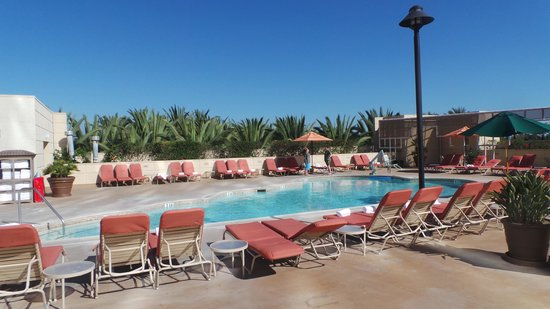 Pool area picture of hyatt regency orange county garden - Hyatt regency orange county garden grove ca ...
